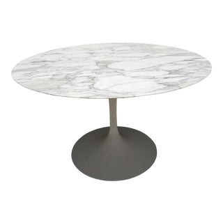 Refinished Saarinen Marble Table