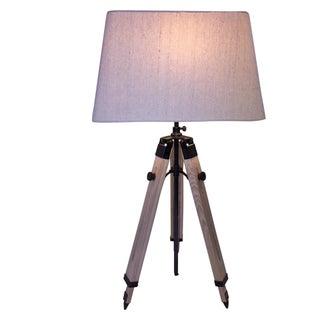 Industrial Tripod Loft Lamp