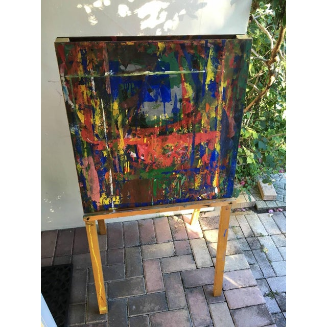 Maine Elementary School Art Easel - Image 9 of 9