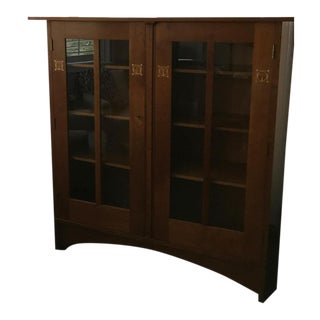 Stickley Harvey Ellis Inlaid Bookcase