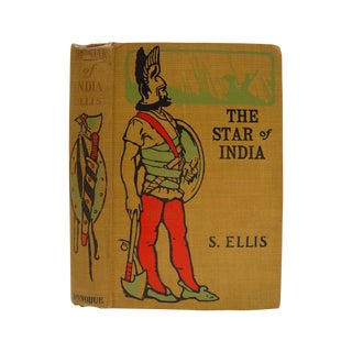 1888 The Star of India Book