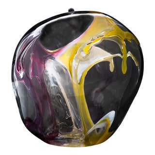 Peter Bramhall Glass Sculpture