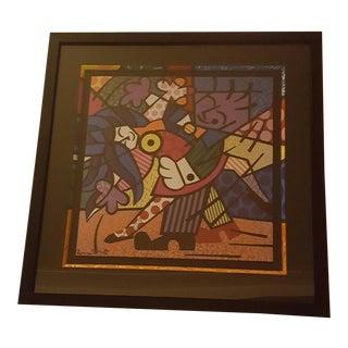 """""""Dancers 1990"""" by Romero Britto"""