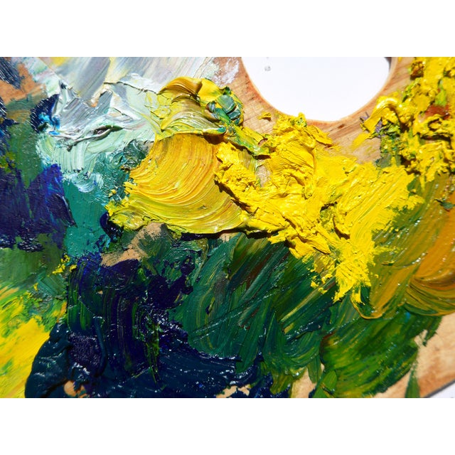 Image of French Artist Palette