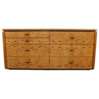 Vintage Lane Olivewood Burl Dresser