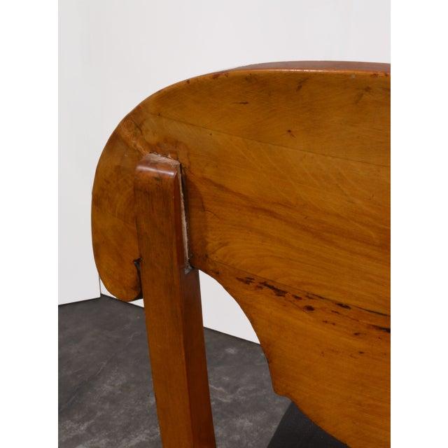 Biedermeier Dining Chairs - Set of 4 - Image 5 of 6