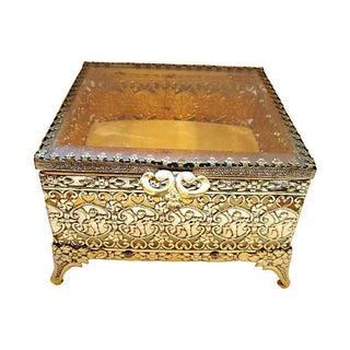 Ormolu Vanity Box