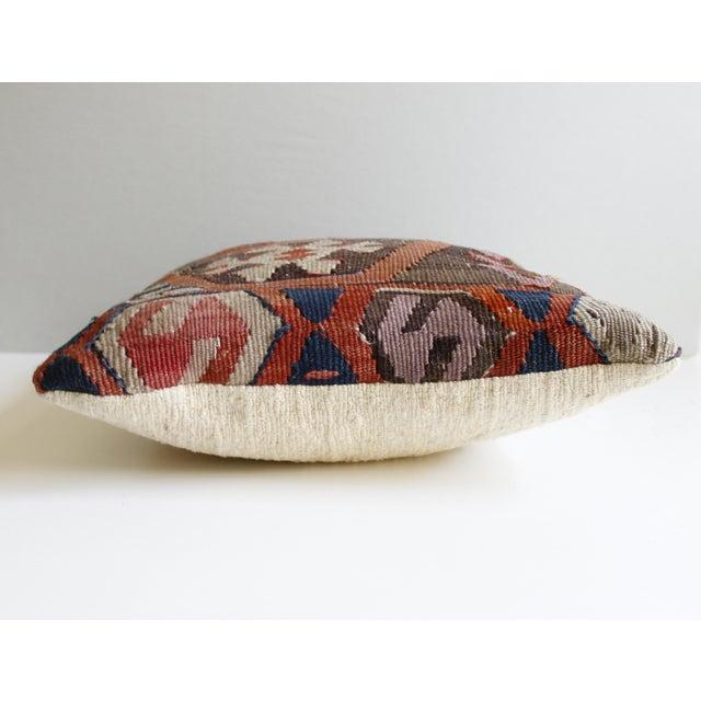 Image of Vintage Turkish Kilim Pillow