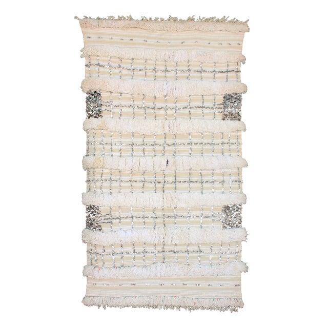 Vintage Handira Wedding Blanket - Image 1 of 5