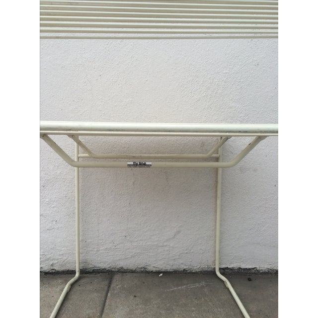 Mid-Century Fly Line Spaghetti Chairs - Set of 4 - Image 5 of 6