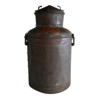 Northern Central Railroad Milk Can