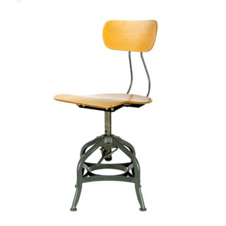 Industrial Toledo Factory Chair