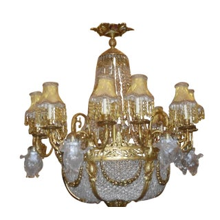 Louis XVI Style French Chandelier
