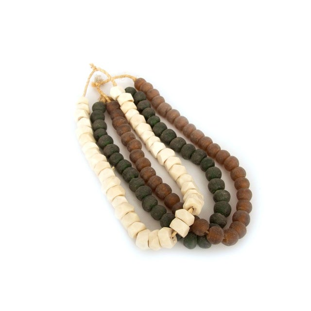 Brown & Green Decorative Beads - Image 4 of 5