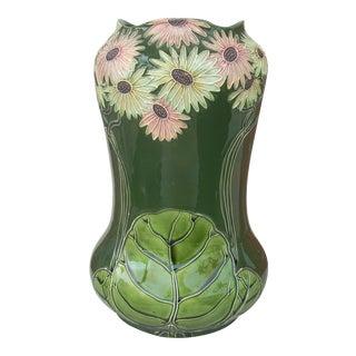 Corseted Art Nouveau Vase