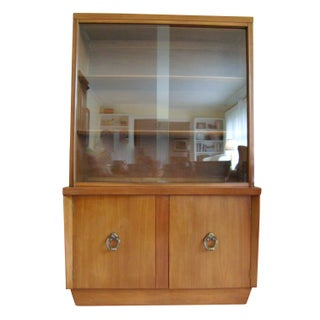 Vintage China Cabinet by American of Martinsville