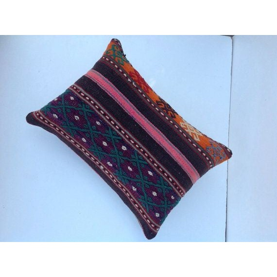 Vintage Kilim Pillow - Image 4 of 6