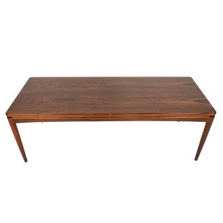 Brazilian Rosewood Surfboard Coffee Table