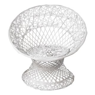 Russell Woodard Mid-Century Spun Fiberglass Chair