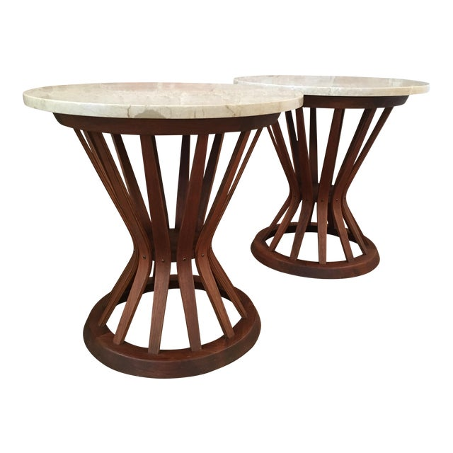 Image of Edward Wormley Side Tables - A Pair