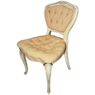 Painted Vanity Chair
