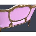 Image of French Louis XVI Pink Sofa