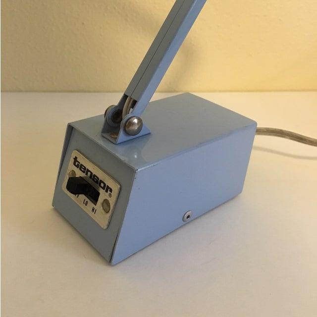 Image of Periwinkle Tensor Desk Lamp