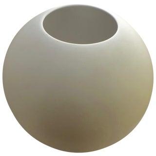 Haeger Pottery Large Mid-Century Orb Vase
