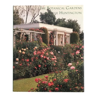 """The Botanical Gardens at the Huntington"" 1996 Book"