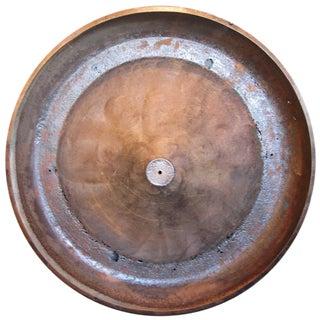 Large Metal Disc