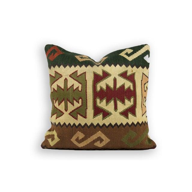 Antique Kilim Pillow - Image 2 of 3
