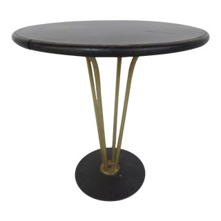1970s Gueridon Table