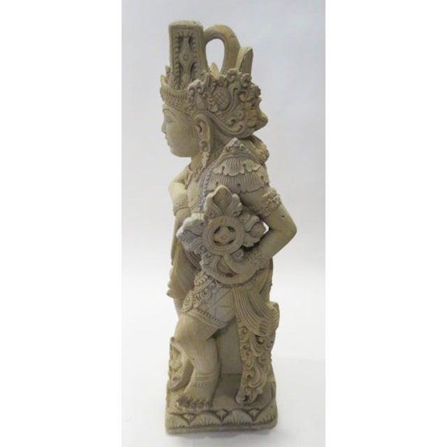 Hindu God Statues - A Pair - Image 5 of 9