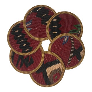 Emel Kilim Coasters - Set of 6
