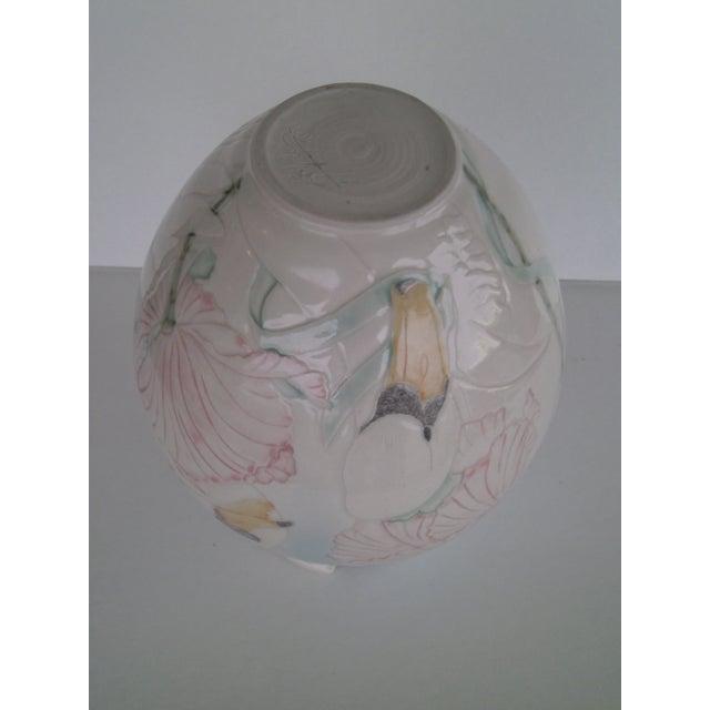 Vintage Art Pottery Vase - Image 9 of 10
