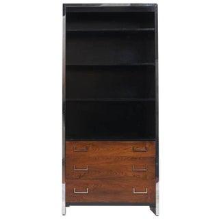 Milo Baughman Rosewood Bookcase