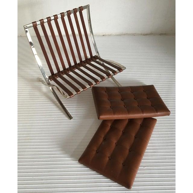 Miniature vitra design museum mr 90 barcelona chair for Vitra replica shop