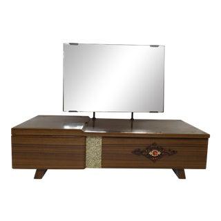Mid-Century Vanity Dresser