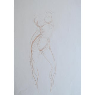 Female Figurative Drawing