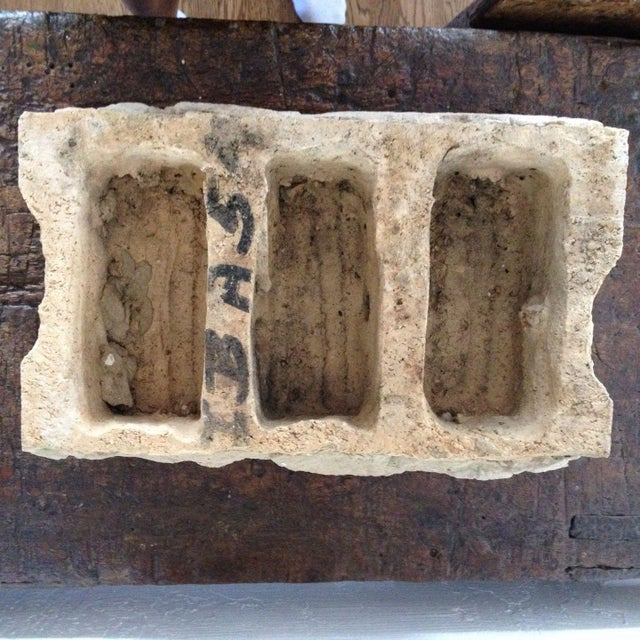 1920s Architectural Building Fragment - Image 5 of 6