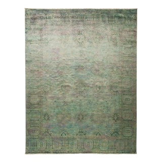 """Vibrance, Hand Knotted Area Rug - 8'1"""" X 9'10"""""""