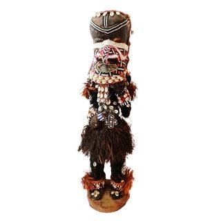 Kuba Mukenga Bird Dancing Figure