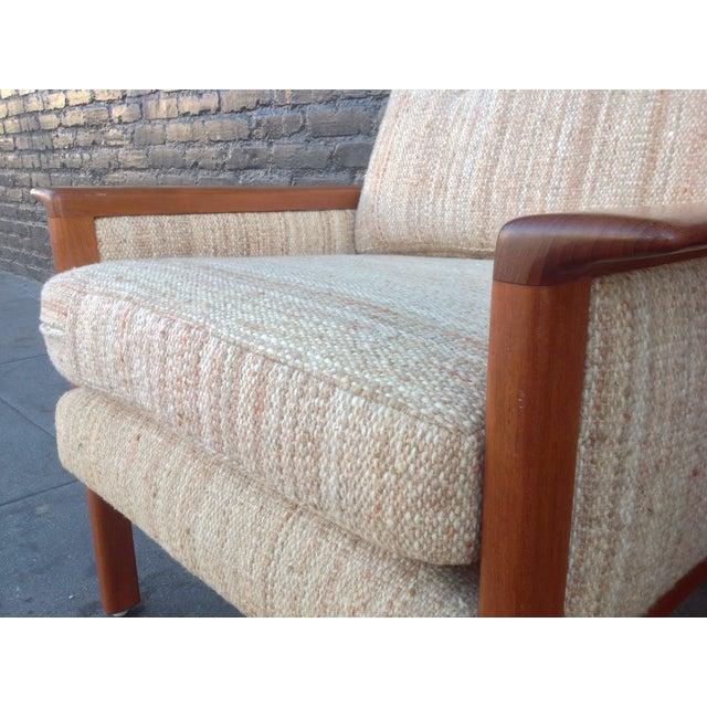 Mid-Century Danish Teak Danish Chairs - A Pair - Image 7 of 7