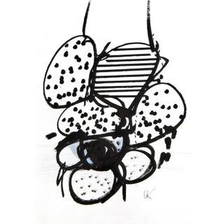 Laurent Koller Print - Dessin 117