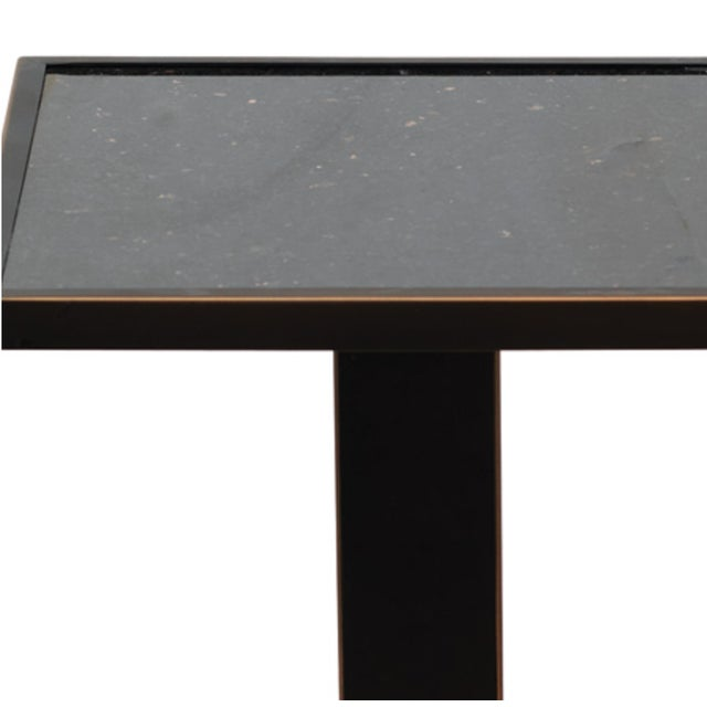 Image of Transitional Metal Accent Table