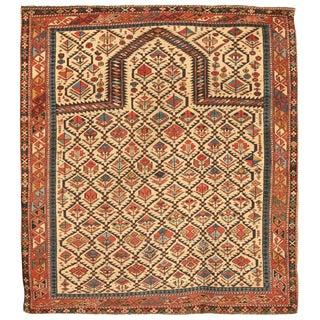 Antique 19th Century Caucasian Shirvan Rug