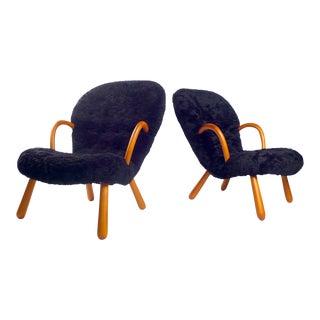 Blacksheep Philip Arctander 'Muslingstole' Chairs