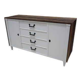 Century Modern Barnwood Dresser Media Console