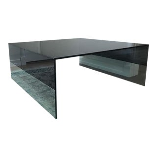 Cappellini Smoked Glass Table