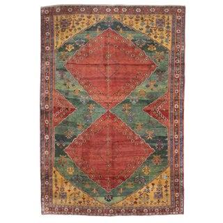 "Vintage Kashkuli Gabbeh Persian Rug - 10'3"" x 14'2"""